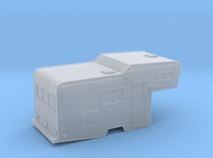 N-Scale Camper Conversion 1 3d printed