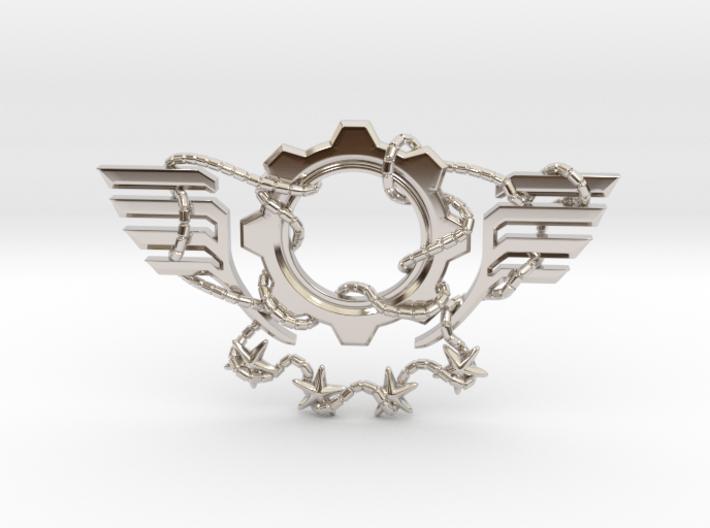 Gears of War Insane 3d printed