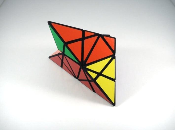 Ultimate Insanity Puzzle 3d printed Jumbling Turn