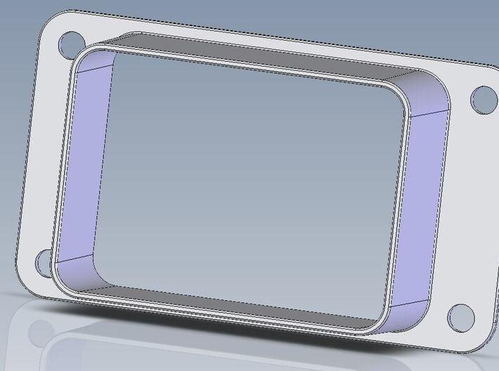 Bally SS Pinball - 1 Globe Light Shroud (Upgraded) 3d printed