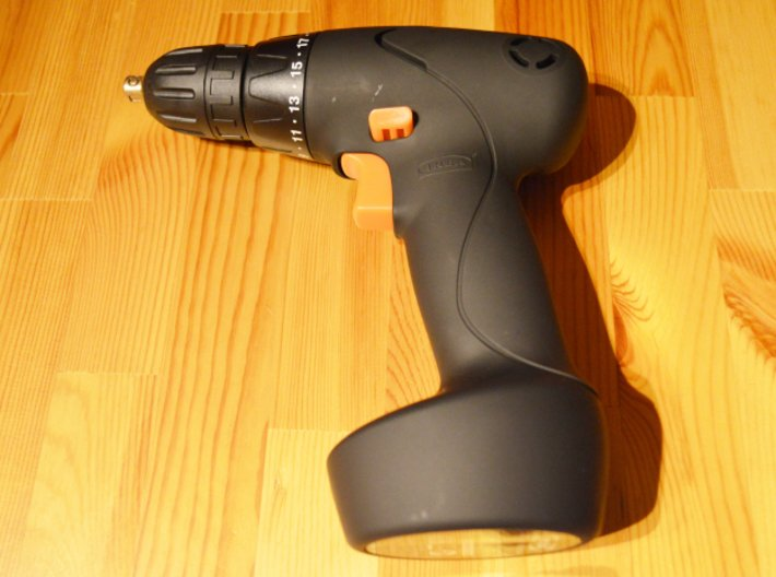 Coffee Grinder Bit For Drill Driver CDP-S 3d printed FIXA Screwdriver/drill, lithium-ion size 14.4 V