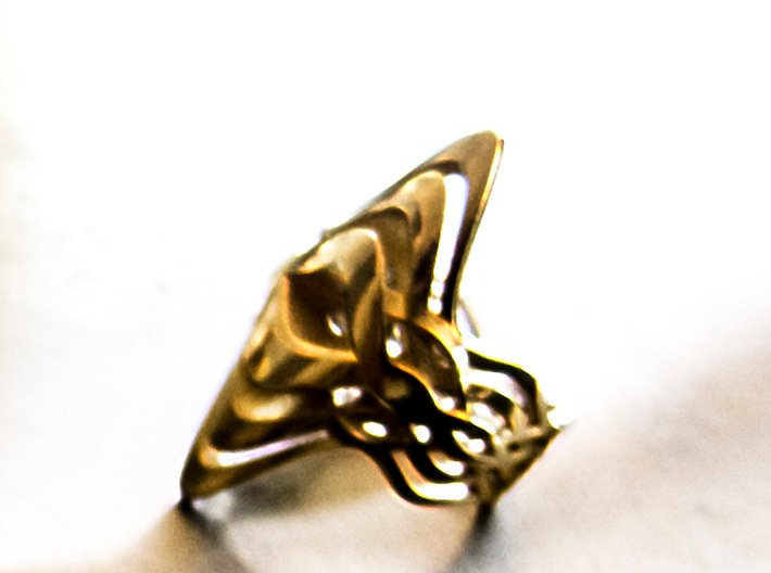 Sono.A RIng 3d printed