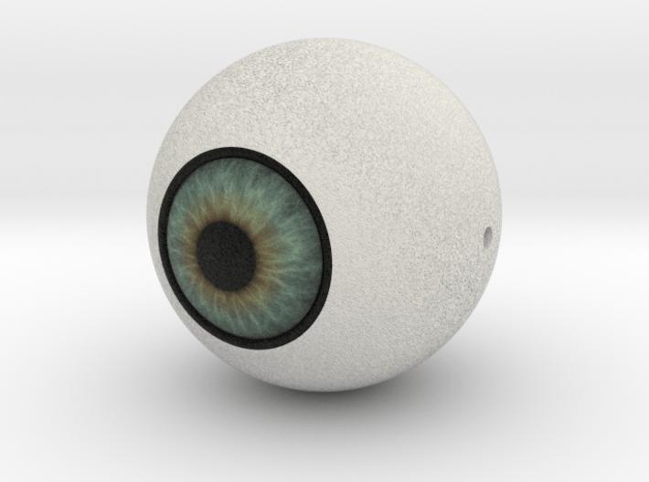 Big Eyes 001 3d printed