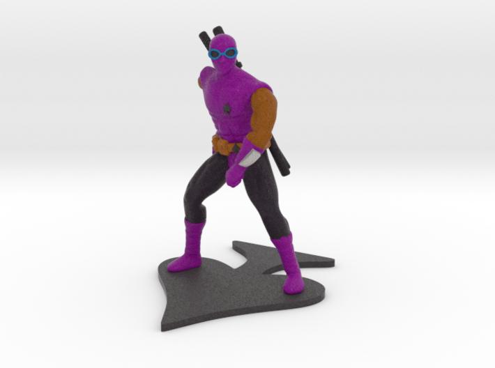 Aceblade 3d printed