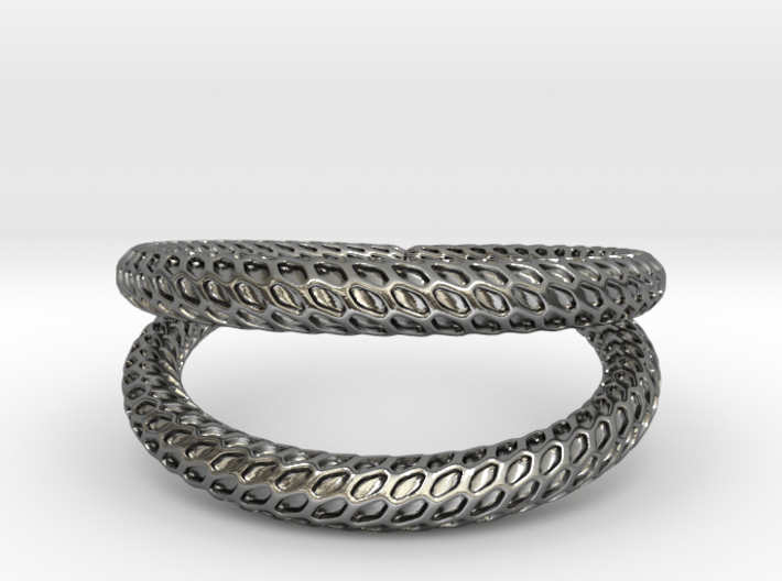 DRAGON Solid Duo, Ring Us Size 10, d=19,8mm 3d printed