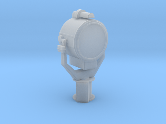 1/48 USN 24 inch Searchlight 3d printed
