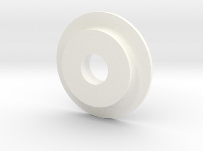 2537-10 Air Filter Base Old Setup 3d printed