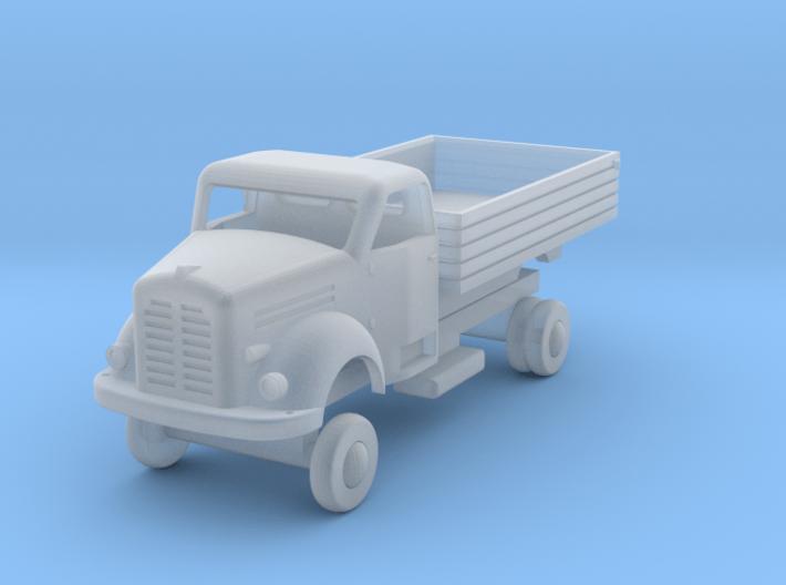 Borgward B555-A (TT=1/120) 3d printed