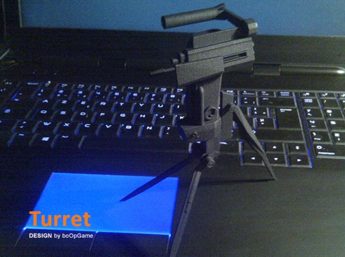 boOpGame Shop - Half-Life Turret 3d printed boOpGame Shop - Half-Life Turret