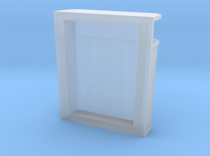 JD 7810 3D Grill 3d printed