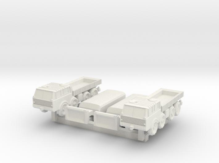 1/200 Tatra 813 truck x 2 3d printed