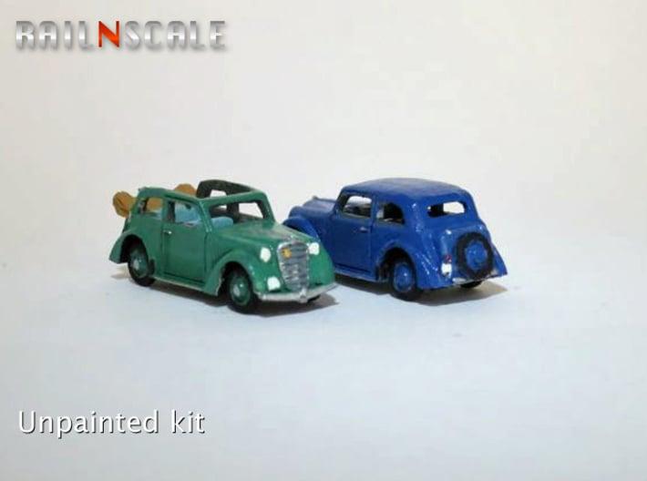 Opel Olympia SET (N 1:160) 3d printed