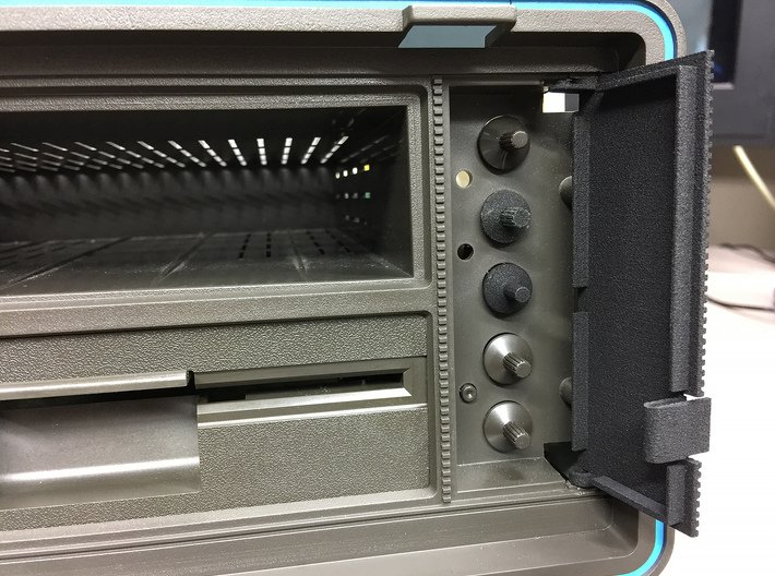 SX-64 Monitor Hatch 3d printed