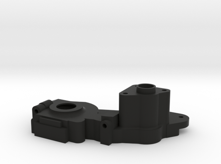 V1 TLR 22 2.0 3 Gear Lay Down Transmission Right H 3d printed