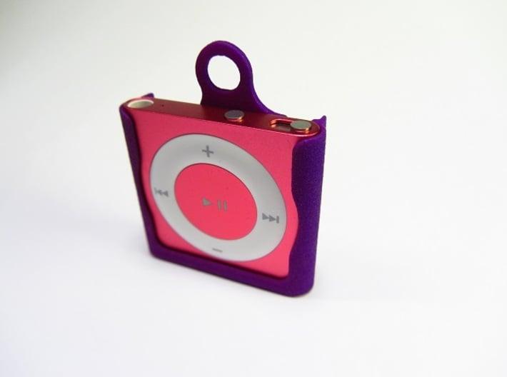 iPod Shuffle Case (4th gen.) 3d printed