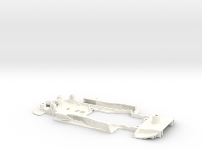 S01-ST1 Chassis for Carrera Audi A5 DTM STD/LMP 3d printed