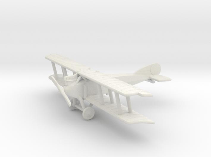 Fokker D.IV 3d printed 1:144 Fokker D.IV