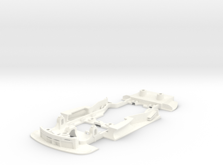 S02-ST3 Chassis for Carrera BMW M3 DTM SSD/LMP 3d printed