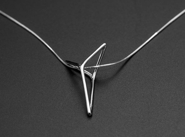 YOUNIVERSAL ONE, Pendant 3d printed