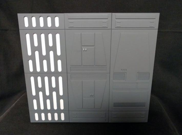 PRHI Space Walls Connector Type A 4x 3d printed