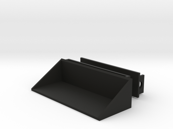 Quick Attach Bucket 3d printed