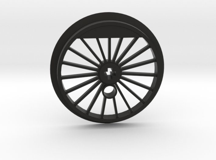 XXL Flanged Driver - 19 Spokes 3d printed
