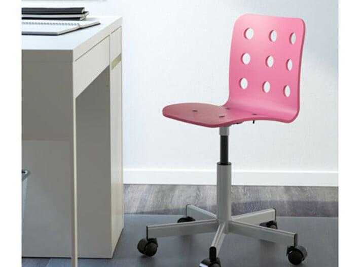 Ikea JULES Chair Foot  3d printed
