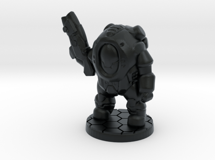 Dominion ExoKnight (15mm/1:100 scale) 3d printed