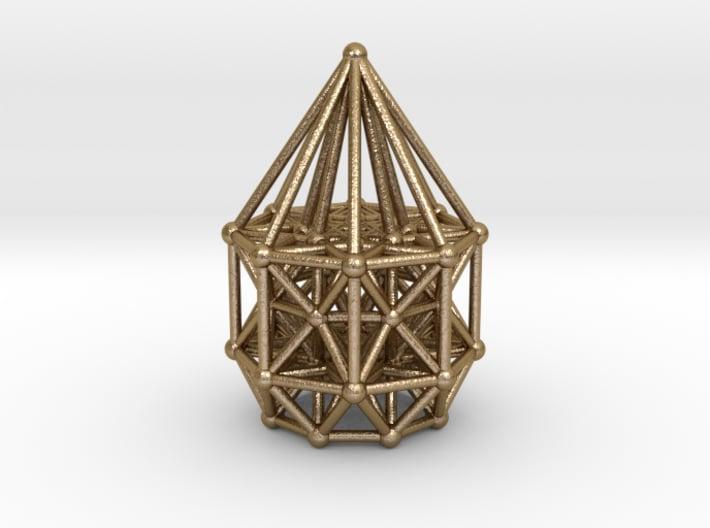 Tesseract Matrix Stargate 3d printed