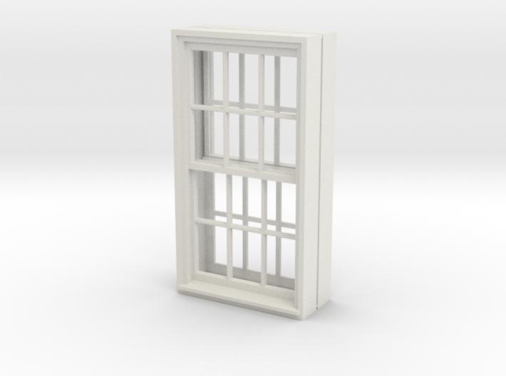 Window, 40in X 74in, 12 Panes, x2 3d printed