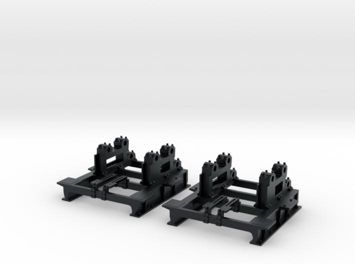 Acrylate Frame 2x 3d printed