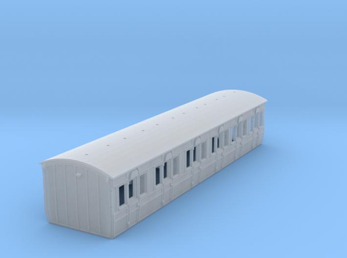 Metropolitan Railway (Composite Body) 368, OO 3d printed