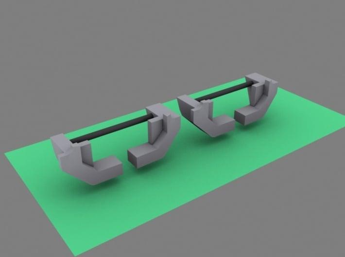 Baanschuiver DDM/DDAR (1:87) 3d printed