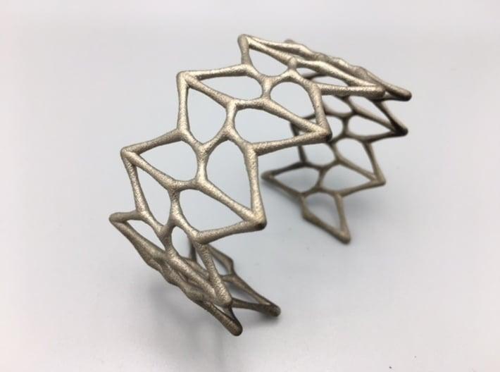 Bold Kershner Bracelet 3d printed