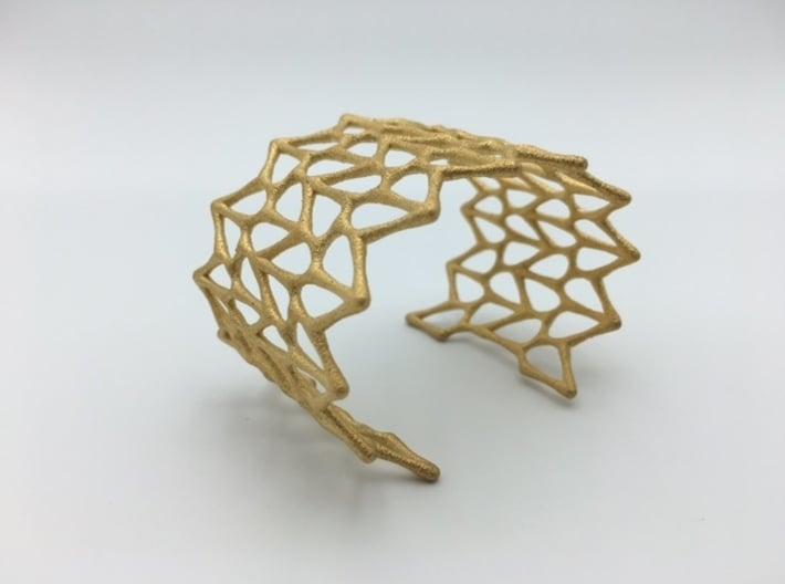 Double Kershner Bracelet 3d printed