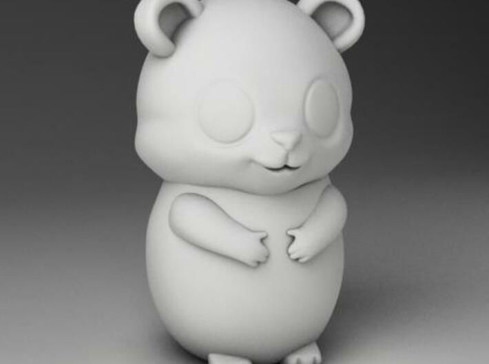 bear 3d printed bear