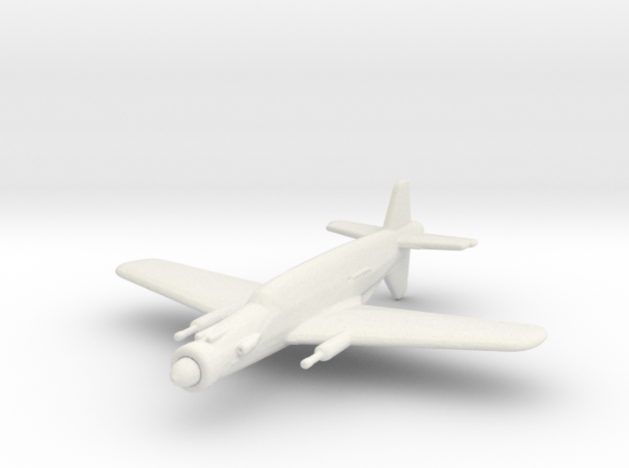 Dornier Do.335 'Pfeil' (with cannons) 3d printed
