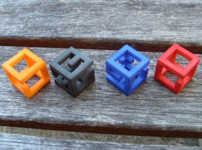 More MazeNCubes 3d printed Description