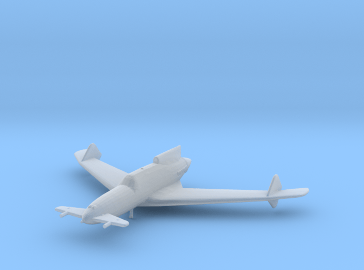 Curtiss-Wright XP-55 'Ascender' 3d printed