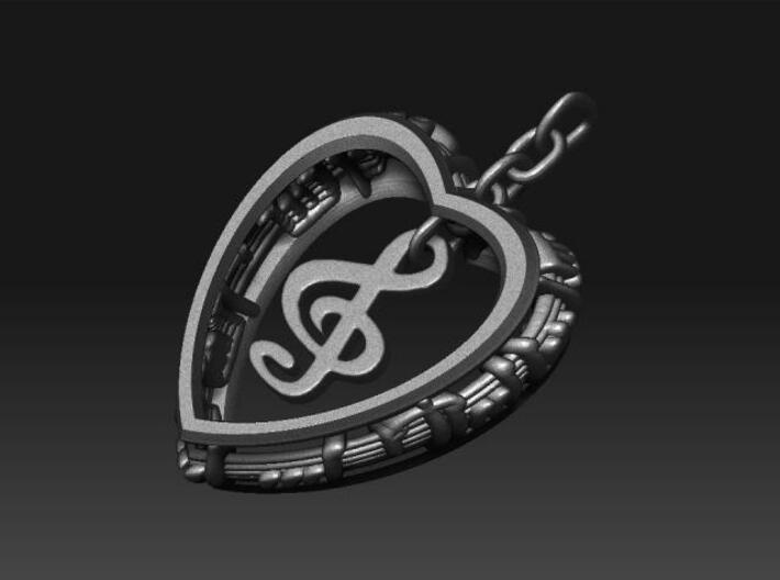 droplet earring-set(M) 3d printed Description