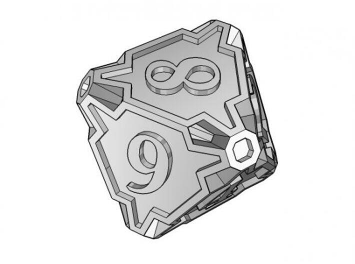 Premier d8 3d printed A d8