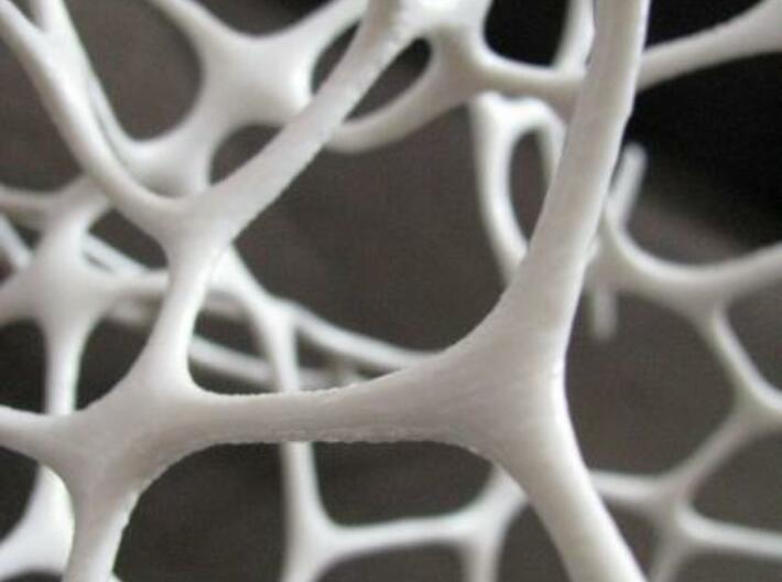 Voronoi Clebsch 3d printed