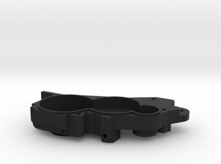 V2 TLR 3 Gear Laydown Transmission (left) 3d printed