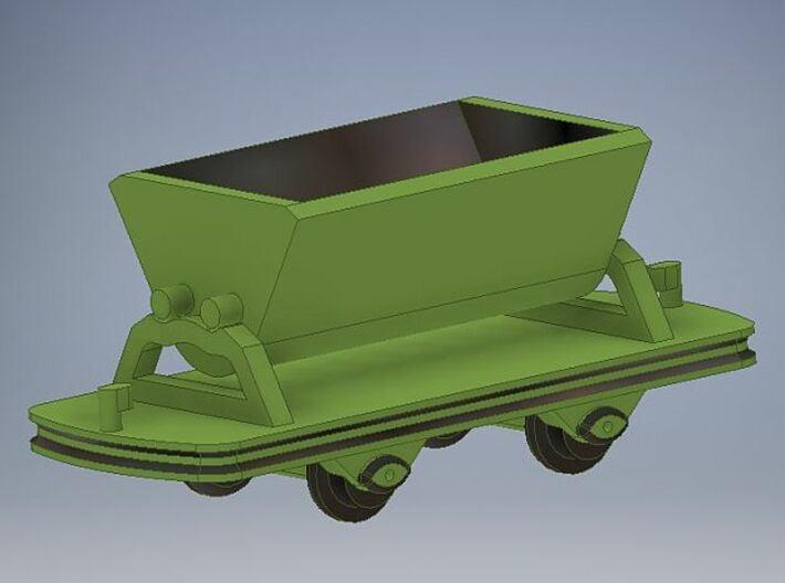 Feldbahn Startpackung 1/220 3d printed