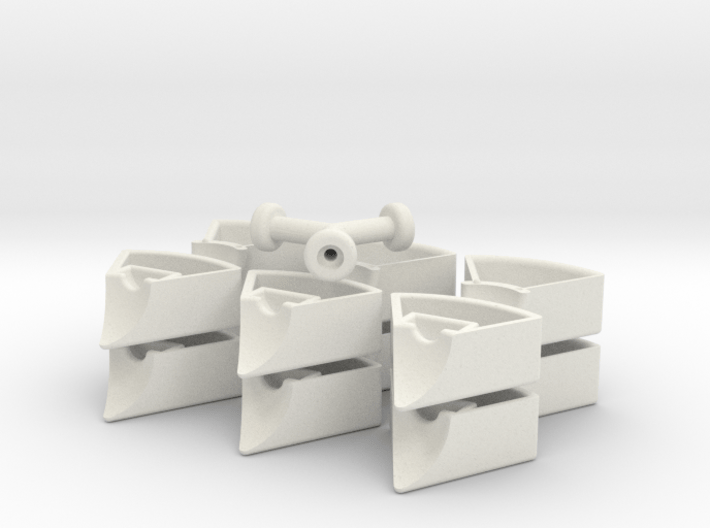 """""""Cheese"""" Puzzle 3d printed"""