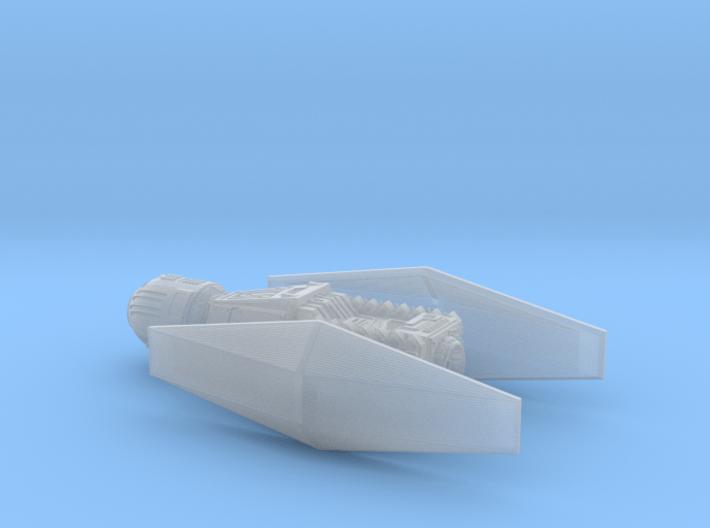Tie Scimitar 1/270 3d printed