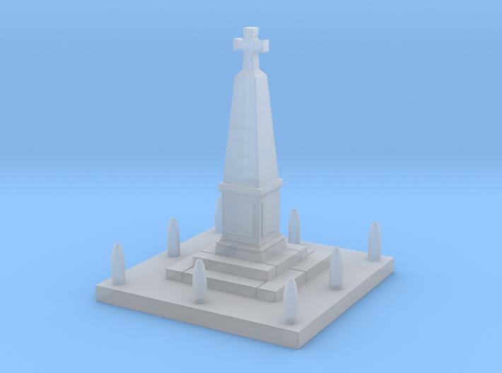 TJ-H01136 - Monument aux morts 3d printed