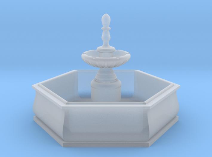 TJ-H01138 - Fontaine hexagonale 3d printed