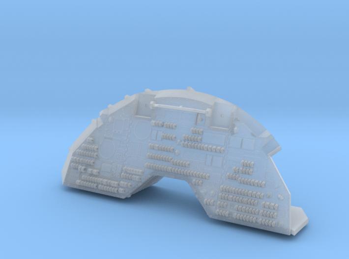 CM main display-cutaway version 3d printed