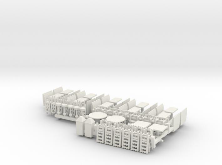Custom Station Mix 3d printed